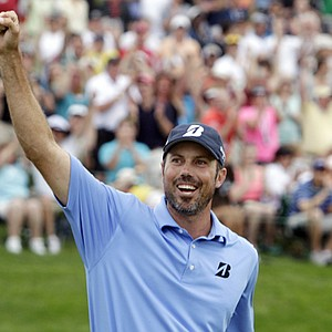Matt Kuchar won the Memorial Tournament on June 2 at Muirfield Village GC in Dublin, Ohio. Earnings: $1,116,000