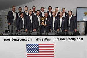 Team USA won the Presidents Cup on Oct. 6 at Muirfield Village GC in Dublin, Ohio