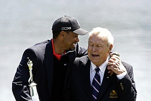 Tiger Woods won the Arnold Palmer Invitational on March 24 at Bay Hill Club & Lodge, Orlando, Fla. Earnings: $1,116,000
