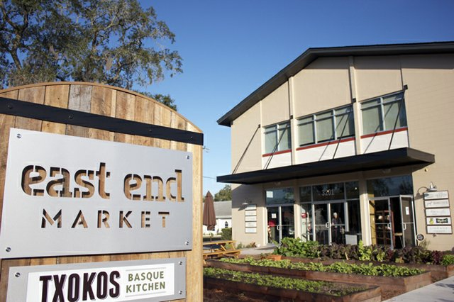 From gourmet coffees, fresh baked breads and garden goodies to craft beers and desserts, the East End Market offers treats for any time of day.