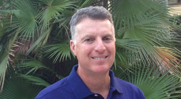 Vance Antoniou has a three-shot lead heading into the final round of the Golfweek Senior Tour Championship at PGA National in Palm Beach Gardens, Fla.
