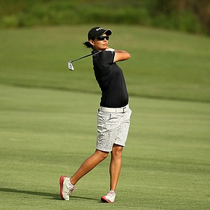 Sophia Sheridan during LPGA Qschool final at LPGA International.