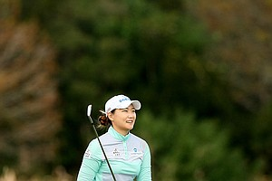 Mi Rim Lee finished second, 10-shots behind Jaye Marie Green, at LPGA Qschool final at LPGA International.