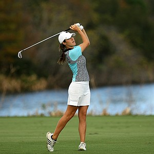Jaye Marie Green, 19, won LPGA Qschool final at LPGA International.