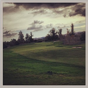 The 2013 Industry Cup ended under gloomy skies at Oak Creek GC in Irvine, Calif.