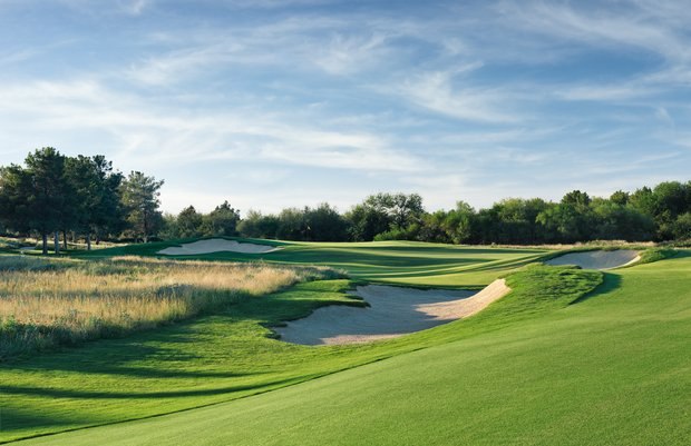 Ambiente's 10th hole at Camelback Golf Club in Scottsdale, Ariz.