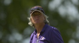 Women's golf coaches name UW's Mulflur to Hall