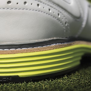 The sole of the Nike Lunar Clayton.