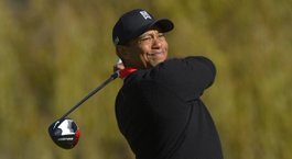 Woods employs new Nike driver at World Challenge