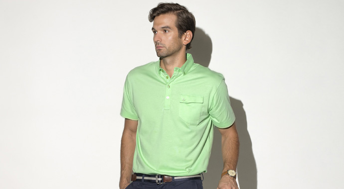 Devereux is a new contemporary line of men's apparel. Co-founder and creative director Robert Brunner and his brother Will want it to be what is fashion trending into golf fashion.