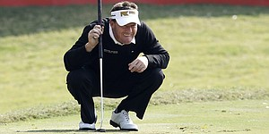 Cejka cards 64 to take early lead in Thailand
