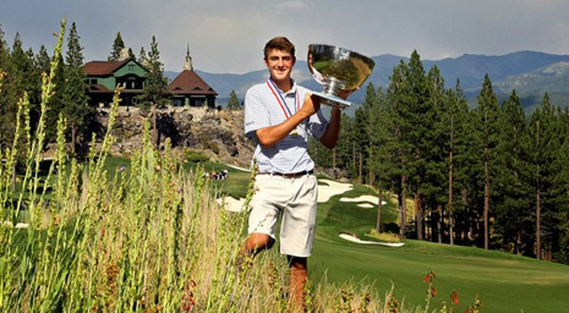 After his U.S. Junior Amateur victory and making it to the quarterfinals of the U.S. Amateur, was Scottie Scheffler overlooked for the U.S. Walker Cup team at National Golf Links of America?