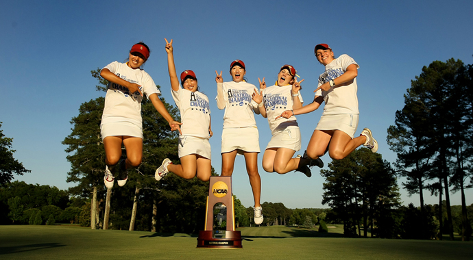 USC's domination in women's college golf makes the top of our list of highlights from the 2013 season, but there are other questions that still need to be answered.