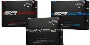 Callaway Speed Regime golf balls