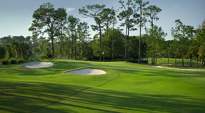 No. 4 at Saddlebrook Resort (Palmer course)