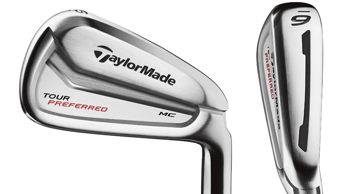 Taylormade Tour Preferred Irons