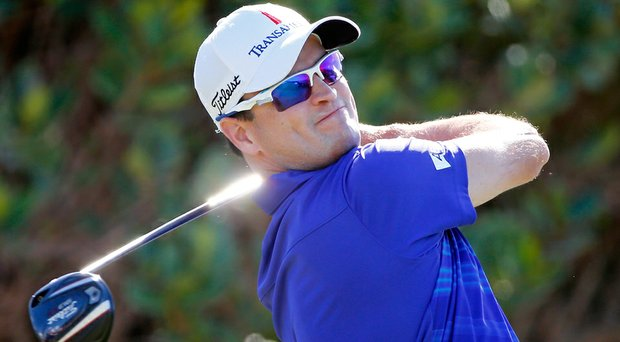 Zach Johnson's winning bag was completely Titleist outside of his SeeMore Putter.
