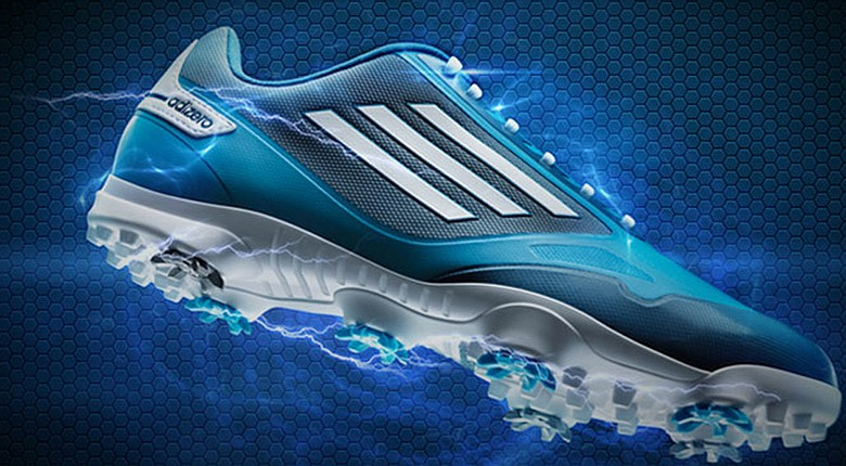 Adidas golf introduced the new adizero one golf shoe on January 6. It becomes available January 23.