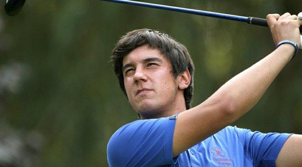 Matteo Manassero signed with Callaway Golf on Monday.