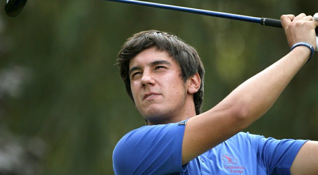 Matteo Manassero signed with Callaway Golf on Monday.