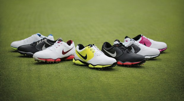 The Nike Lunar Control golf shoe is available now.