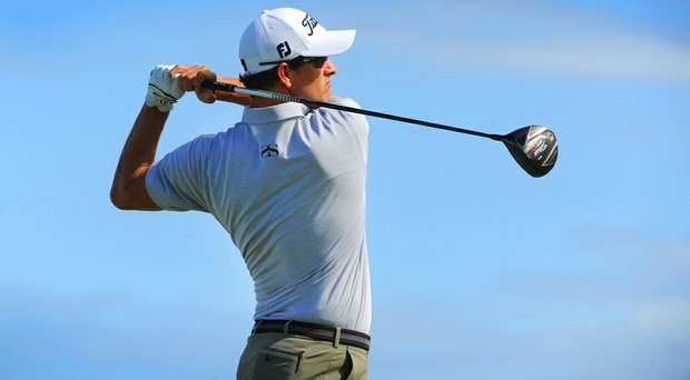 Adam Scott gave his normal caddie, Steve Williams, the week off and will employ Benji Weatherley to carry his sticks this weekend at the Sony Open.