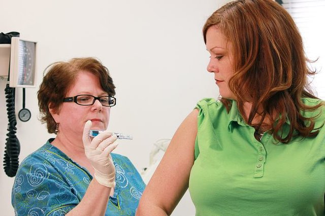 The CDC is pushing for more inoculations to boost people's chances of avoiding the flu.