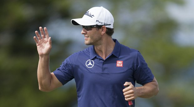 Adam Scott is among the top expert picks for the 2014 Sony Open in Hawaii, coming off his T-6 finish at the Tournament of Champions (shown here).