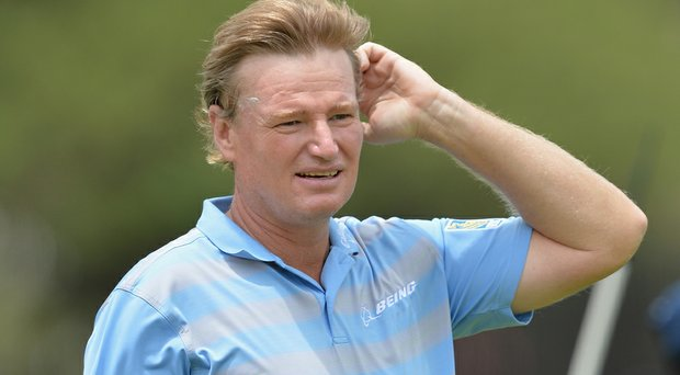 Adams Golf recently added Ernie Els to their stable of players.