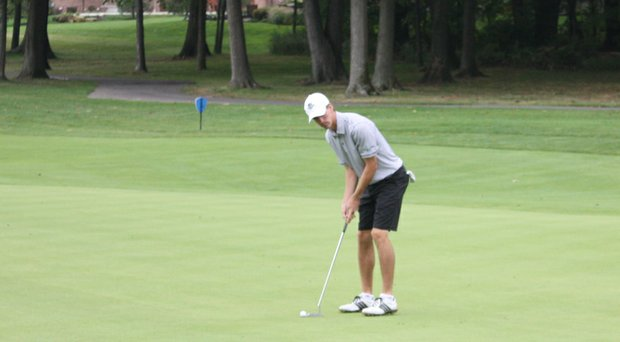 Cleveland State senior Andrew Bailey