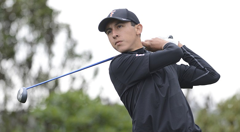 Cal State-Fullerton's Mark Anguiano