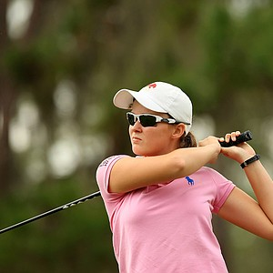 Ali Cowan during the 59th Harder Hall Women's Invitational at Harder Hall Country Club.