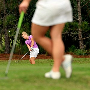 Chloe Williams during the 59th Harder Hall Women's Invitational at Harder Hall Country Club.