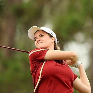 Cristina McQuiston during the 59th Harder Hall Women's Invitational at Harder Hall Country Club.