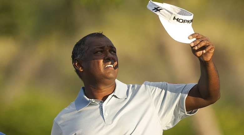 Hall of Famer Vijay Singh owns three major championships among 34 PGA Tour wins and earnings of $68 million -- but is virtually unknown to fans and fellow players.