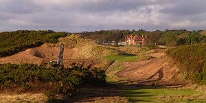 Royal Troon renovates with '16 Open in mind