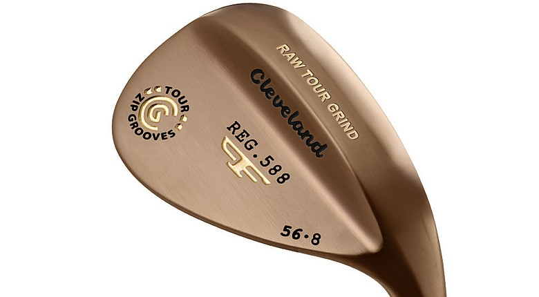 Cleveland 588 Forged wedge.