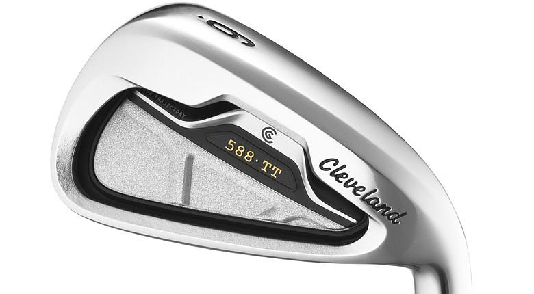 Cleveland 588 TT iron.