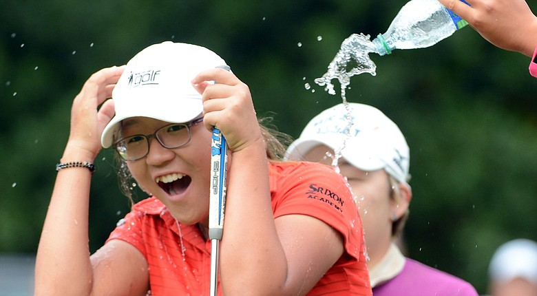 Lydia Ko of New Zealand, 16, vows retirement at age 30.