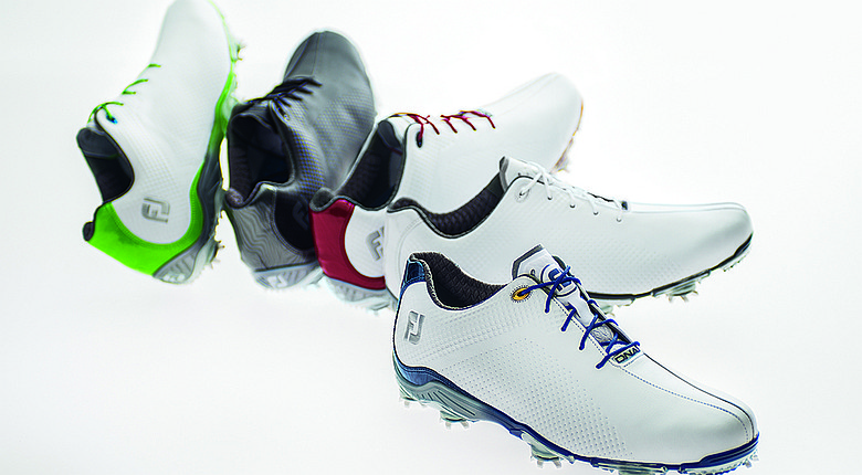 The D.N.A. - DryJoys Next Advancement – FootJoy golf shoes will become available February 15.