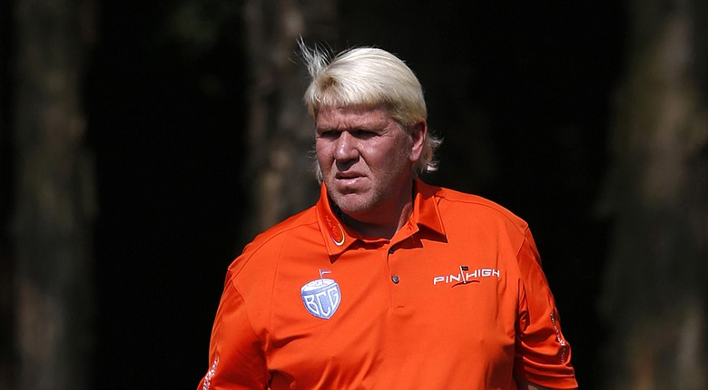 John Daly has set up his 2014 schedule for the PGA Tour (shown here during the 2013 Hong Kong Open).