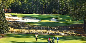 Pinehurst evolves into ideal American destination