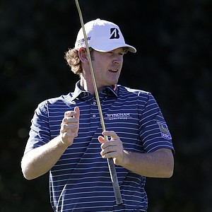 Brandt Snedeker during the first round of the PGA Tour's 2014 Humana Challenge in La Quinta, Calif.