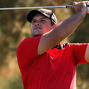 Patrick Reed during the second round of the Humana Challenge.