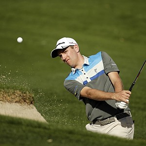 Brendon Todd during the third round of the Humana Challenge.