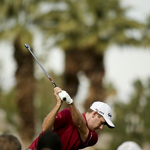 Brendon Todd during the final round of the PGA Tour's 2014 Humana Challenge in La Quinta, Calif.