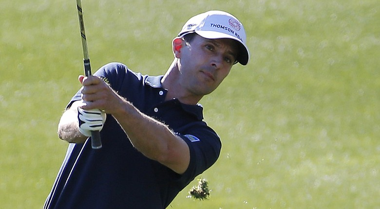 Mike Weir during the PGA Tour's 2014 Humana Challenge in La Quinta, Calif.