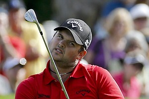 Patrick Reed during the final round of the PGA Tour's 2014 Humana Challenge in La Quinta, Calif.
