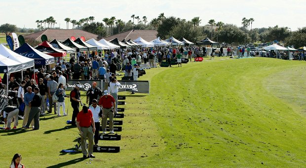 Demo Day at Orange County National on Tuesday, Jan. 21, 2013 in Orlando, Fla.