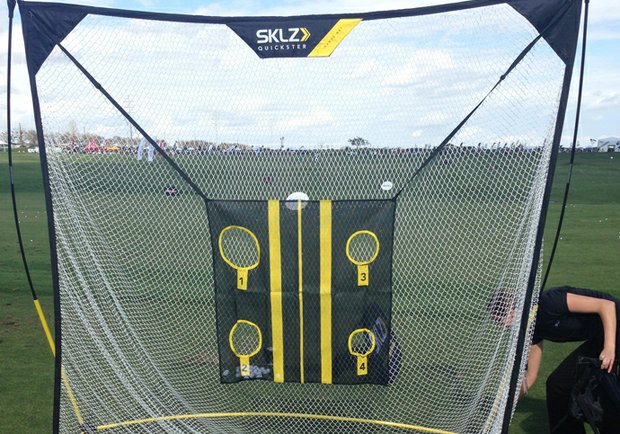 SKLZ Golf's Quickster nets